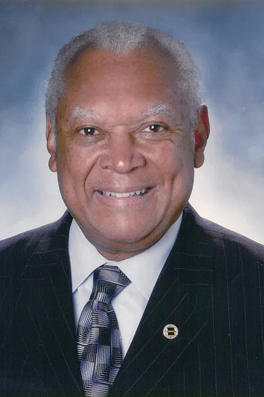 Los Angeles civic leader John Mack has died...