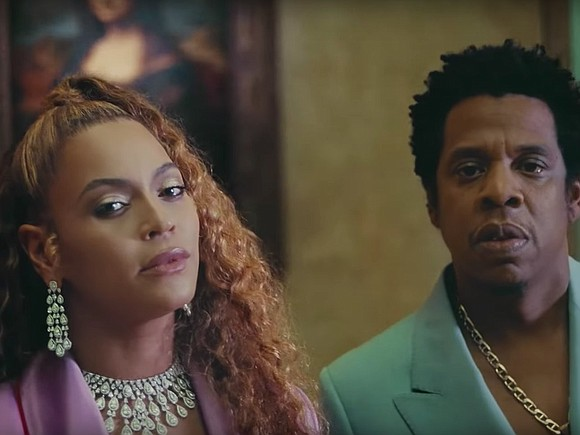 "Someone just had to spoil the party. The Beyoncé/Jay-Z spectacle that is ""On the Run II"" was wrapping up its ..."