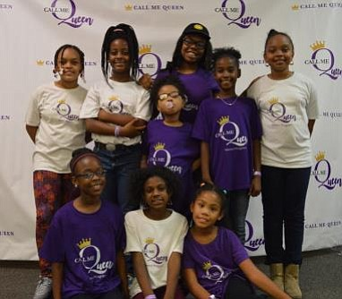 Through Call Me Queen, participants are afforded afterschool programs, conferences, workshops and discussion groups. The three pillars of the program ...