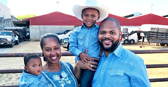 On Saturday, the African American Museum hosted the 30th annual Texas Black Invitational Rodeo at the Fair Park Coliseum. The ...
