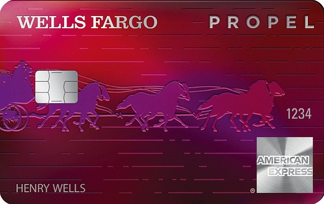 Wells Fargo And American Express Introduce New Propel Card