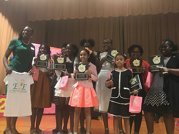 Saturday, June 23, students from the District 17 competed in a speech contest at PS 289, 900 St. Marks Ave., ...