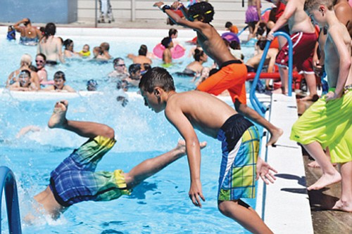 It's another fun summer of outdoor swimming and other aquatic activities for Portland Parks & Recreation.