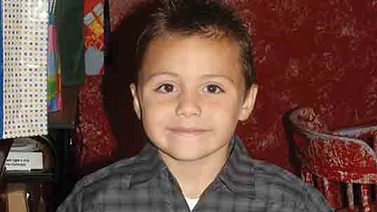 A man was arrested this week on suspicion of murdering his girlfriend's 10-year-old son..