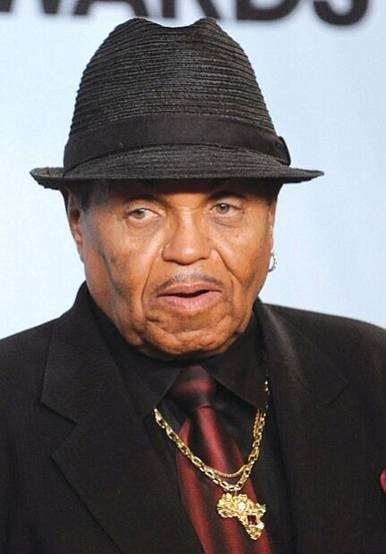 """Joseph """"Joe"""" Jackson, the patriarch who launched the musical Jackson family dynasty, died Wednesday morning, June 27, 2018, in a ..."""
