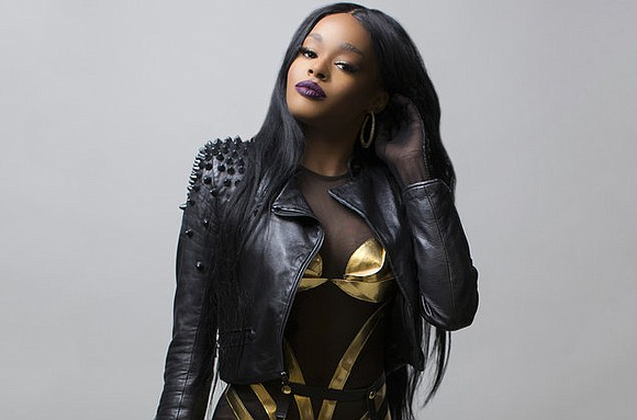 Rapper Azealia Banks, who is Black, is know to have put her foot in...