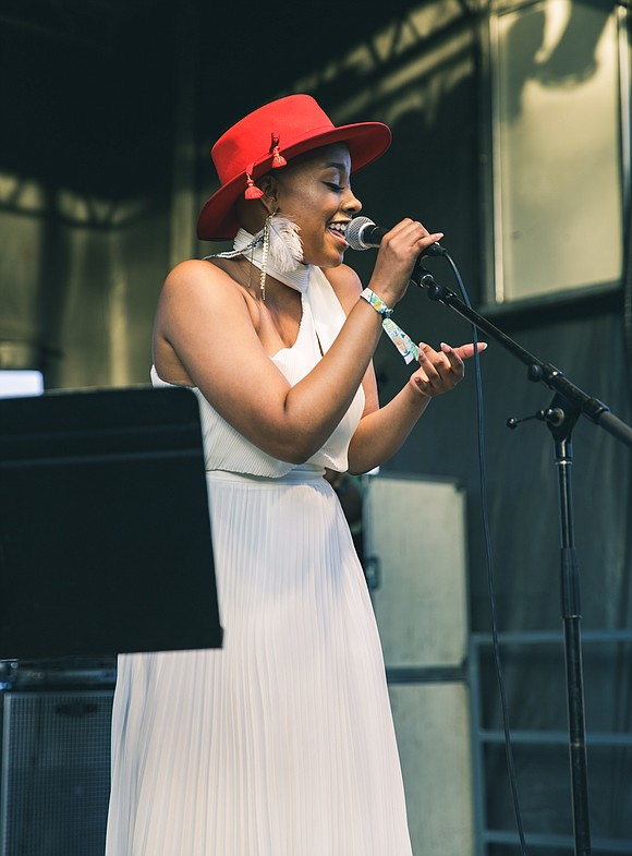 Longtime Village of Homewood resident, Keya Trammell, also known as Gifted Keys, recently headlined the Community Stage at Mamby on ...
