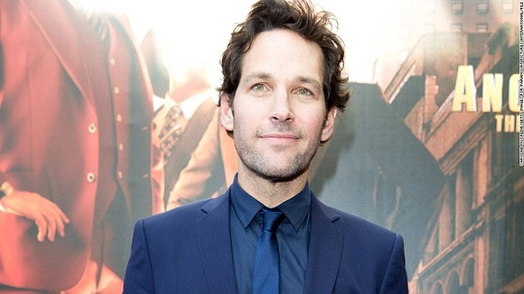 "Paul Rudd, who stars in Marvel's latest superhero movie ""Ant-Man and the Wasp,"" says the film can provide an escape ..."
