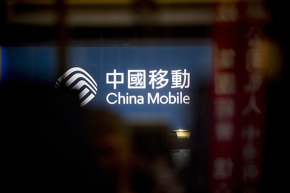 The Trump administration has moved to block a state-owned Chinese wireless carrier from linking up with the US market, citing ...