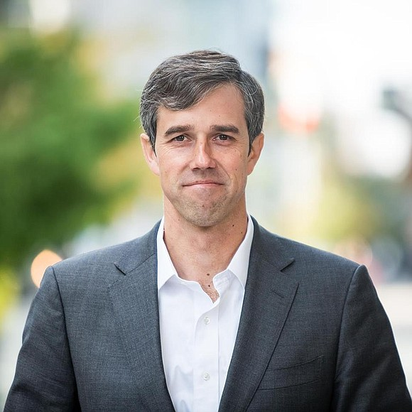 Following a nine day, more than 1,000 mile drive across Texas, Beto O'Rourke announced that his grassroots campaign for the ...