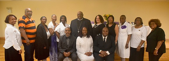 Harlem's St. Stephen AME hosted a church dedication service honoring service to the community from 1965 to the present.