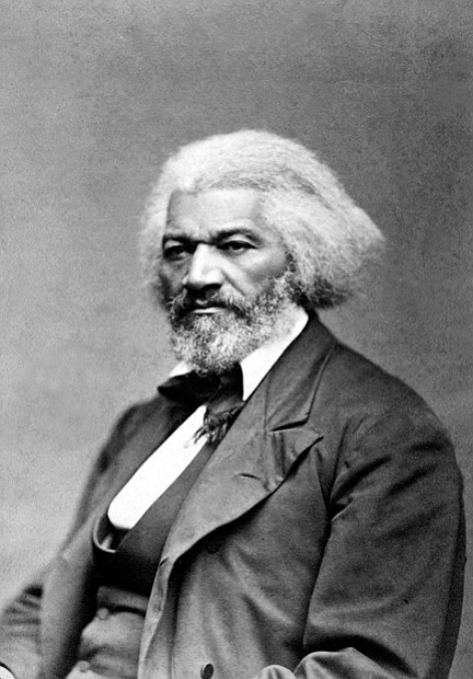Events of the past year recall the words and sentiment of Frederick Douglass, the noted abolitionist and editor, in his ...