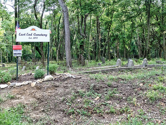 The Friends of East End Cemetery are marking the five-year anniversary of cleaning up and restoring the historic African-American burial ...