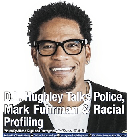 Hailed as one of the most prolific standup comedians of the past three decades, D.L. Hughley has never been afraid ...