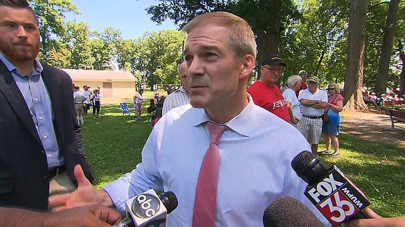 Former Ohio State University wrestling coaches showed their support for fellow former coach Jim Jordan Monday, saying they believe his ...