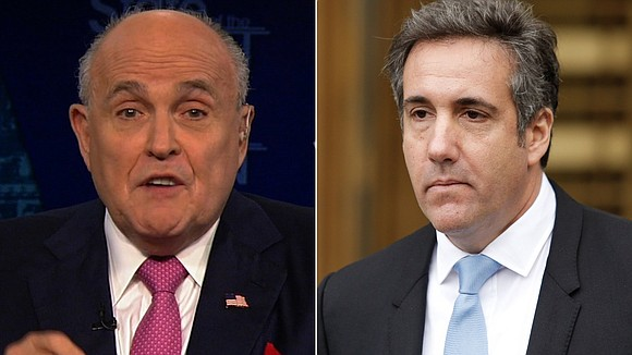 Michael Cohen, the President's former fixer and ultimate loyalist, is sending a clear signal to President Donald Trump and his ...