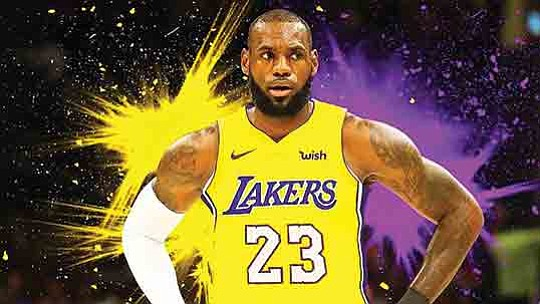 4c353546a The Los Angeles Lakers have officially signed perennial all-star LeBron  James to a four