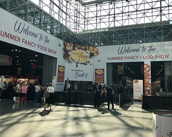 The 2018 Summer Fancy Food Show, one of New York's premier food expos, went down the weekend before July 4 ...
