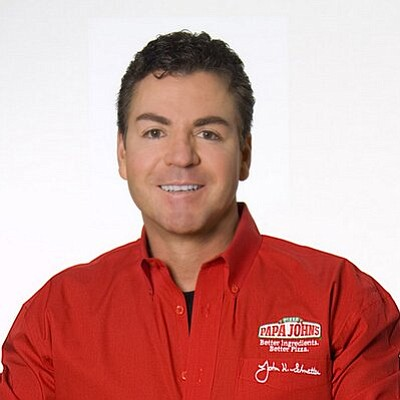 John Schnatter, founder and public face of pizza franchise Papa John's, resigns from his position as chairman of the company's ...