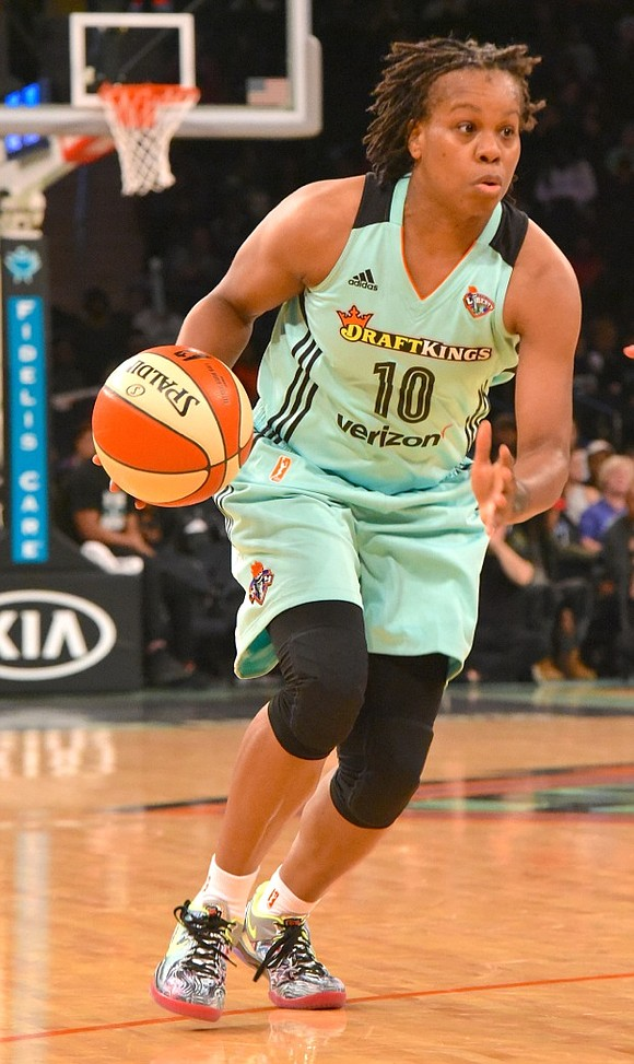 Another game, another loss. That seems to be the story of the New York Liberty's 2018 season.