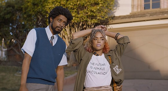 """Sorry to Bother You"" is written and directed by Boots Riley."