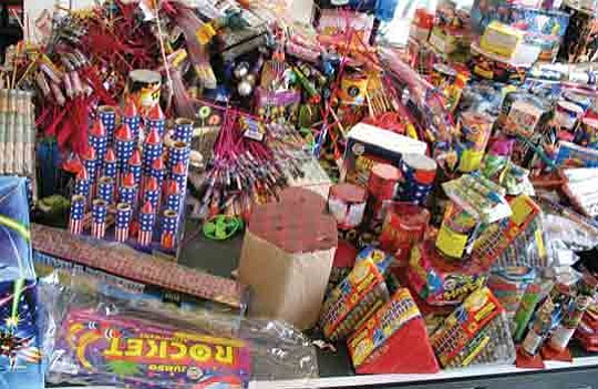 The city of Palmdale is reporting that 15 citations were issued to individuals using illegal fireworks between July 1 and ...