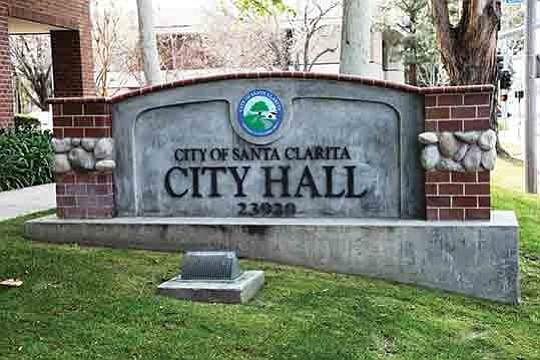 Santa Clarita City Hall