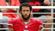 NFL QB Colin Kaepernick probably had no club how big a can of...