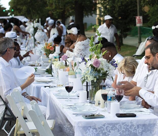 Dîner en Blanc Richmond 2018/