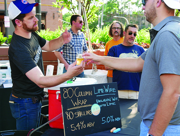 The Illinois Craft Brewers Guild and Choose Chicago, the city's tourism bureau, have partnered to bring the Chicago Friday Night ...