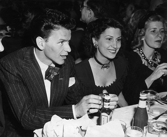Nancy Sinatra Sr., first wife of legendary singer Frank Sinatra, died Friday at the age of 101, her daughter said.
