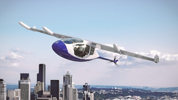 Rolls-Royce is preparing a flying taxi for takeoff. Vertical takeoff, that is.