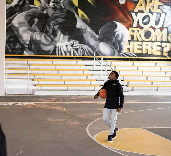 Under Armour Basketball's new inaugural series, Home Court: Baltimore is now live on YouTube!