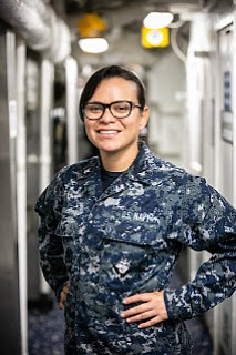A 2004 Westbury High School graduate and Houston, Texas native is serving in the U.S. Navy as part of the ...