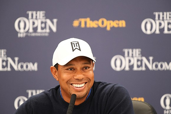 He's an old man compared to golf's young guns, but Tiger Woods says the British Open gives him the best ...