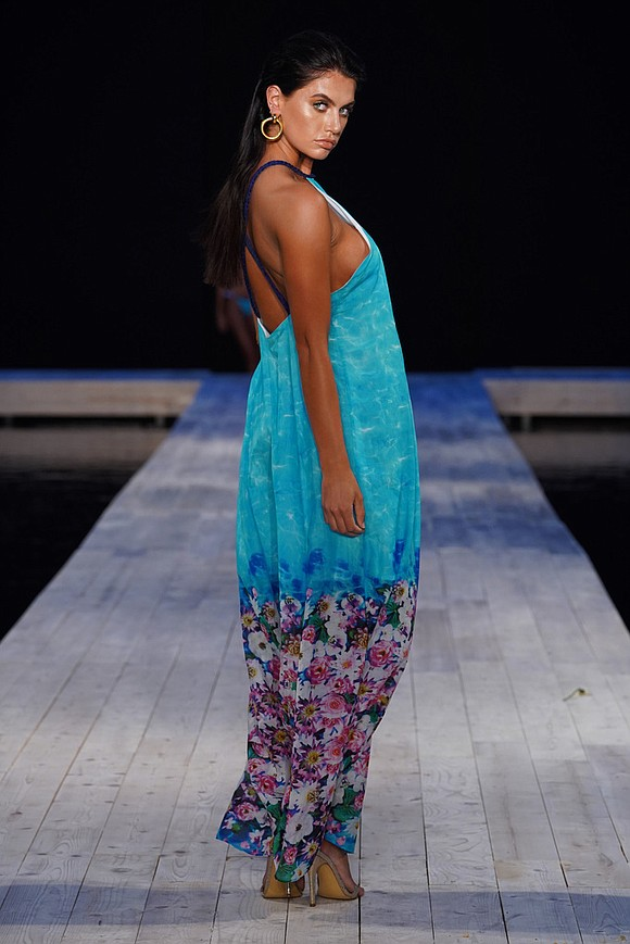 Australian designers flocked to South Beach for the debut of Fashion Palette Miami Swim Week.