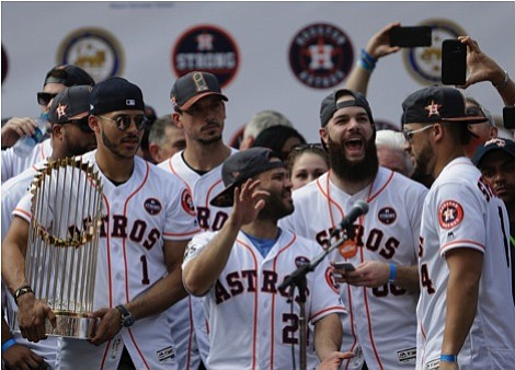 The Houston Astros will begin the 2019 season on the road, taking on the Tampa Bay Rays at Tropicana Field ...