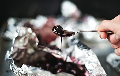 Roasted Cherry Sauce