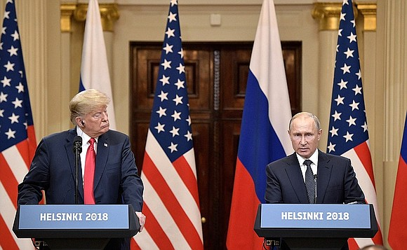 Although President Donald Trump tried to backtrack from the backlash of his meeting with Russian President Vladimir Putin, local politicians ...