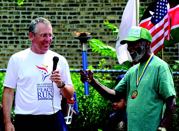 Longtime Austin resident and community activist, George Lawson, was recently awarded the 2018 Torch-Bearer Award from Sri Chinmoy Oneness-Home Peace ...