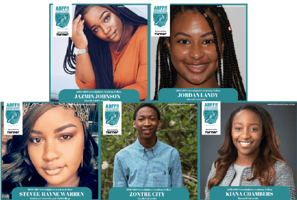 ABFF Ventures, parent company of the American Black Film Festival, recently announced the current class of student fellows accepted into ...