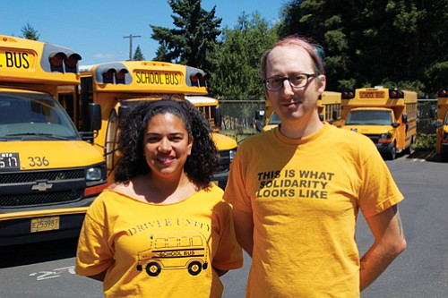 Portland Public Schools special education bus drivers may go on strike