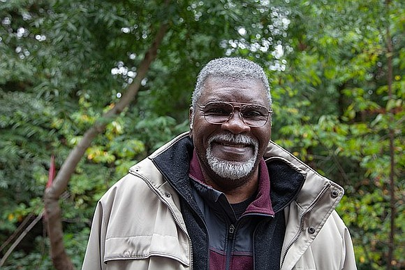 """Elbert """"Big Man"""" Howard, a co-founder of the Black Panther Party who served as newspaper editor, information officer and logistics ..."""