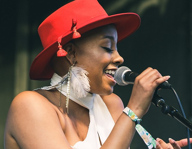 Longtime Village of Homewood resident, Keya Trammell, also known as Gifted Keys, recently headlined