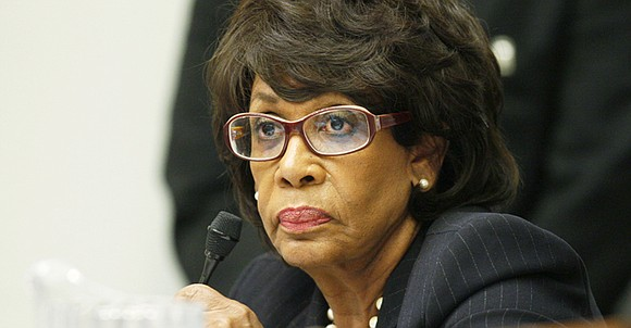 """Maxine Waters is considered by many to be one of the most powerful women in American politics today,"" read a ..."