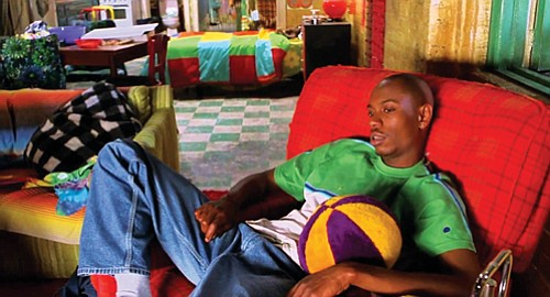 "The 1998 comedy ""Half Baked"" starring Dave Chappelle, will be the series opening film."