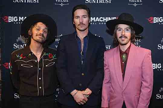 Grammy nominated artists Midland will bring their critically acclaimed country sound to the..