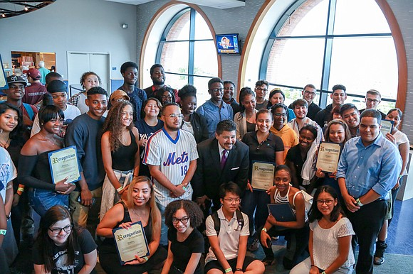 Chancellor Richard A. Carranza and the New York Mets will honor 131 New York City high school graduates with the ...