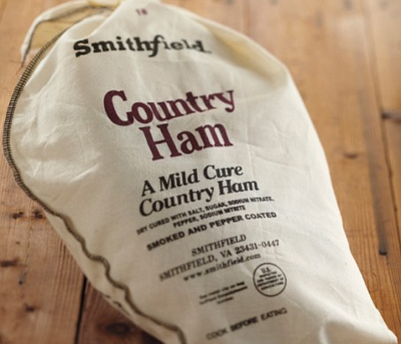 Smithfield Foods is closing the last smokehouse that creates the genuine Smithfield ham ­— the signature product of a Virginia ...