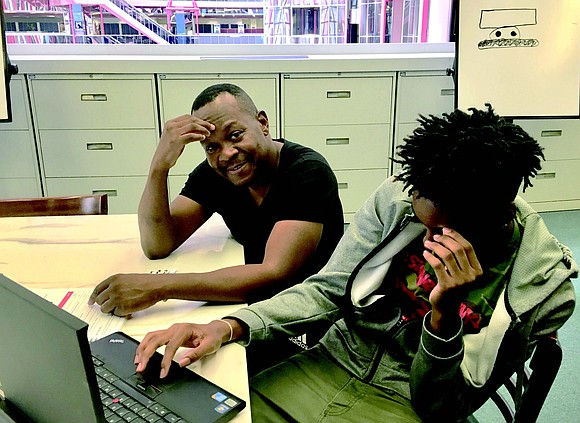 The Network For Teaching Entrepreneurship (NFTE) recently concluded their Summer BizCamp for Chicago's youth. The two-week program, held at the ...